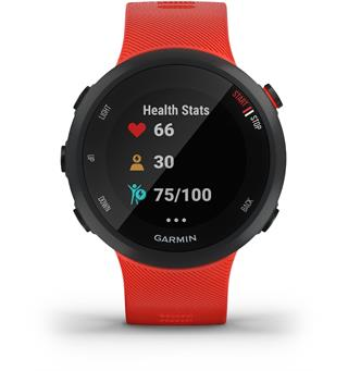 Garmin Forerunner 45 lava red, , 42mm klokkehus