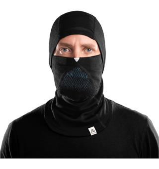 Aclima AcliMask balaklava med lomme for munnbind