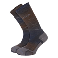 Salewa Trek Balance Sock fade blue/grey 38-40
