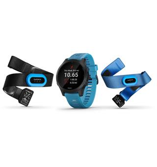 Garmin Forerunner 945 Bundle GPS-multisportklokken i bundle