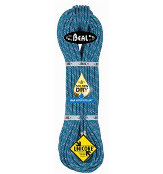 Beal Ice line 8,1mm Unicore 60m emerald Golden Dry