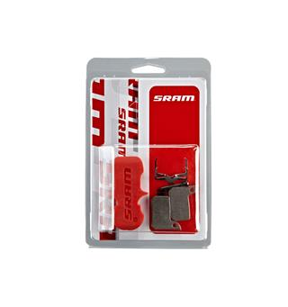 SRAM Disc Brake Pad Set Organic steel road/level Ultimate/TLM