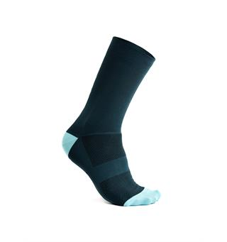"7Mesh Word Sock 6"" unisex just-the-right-height sokker"